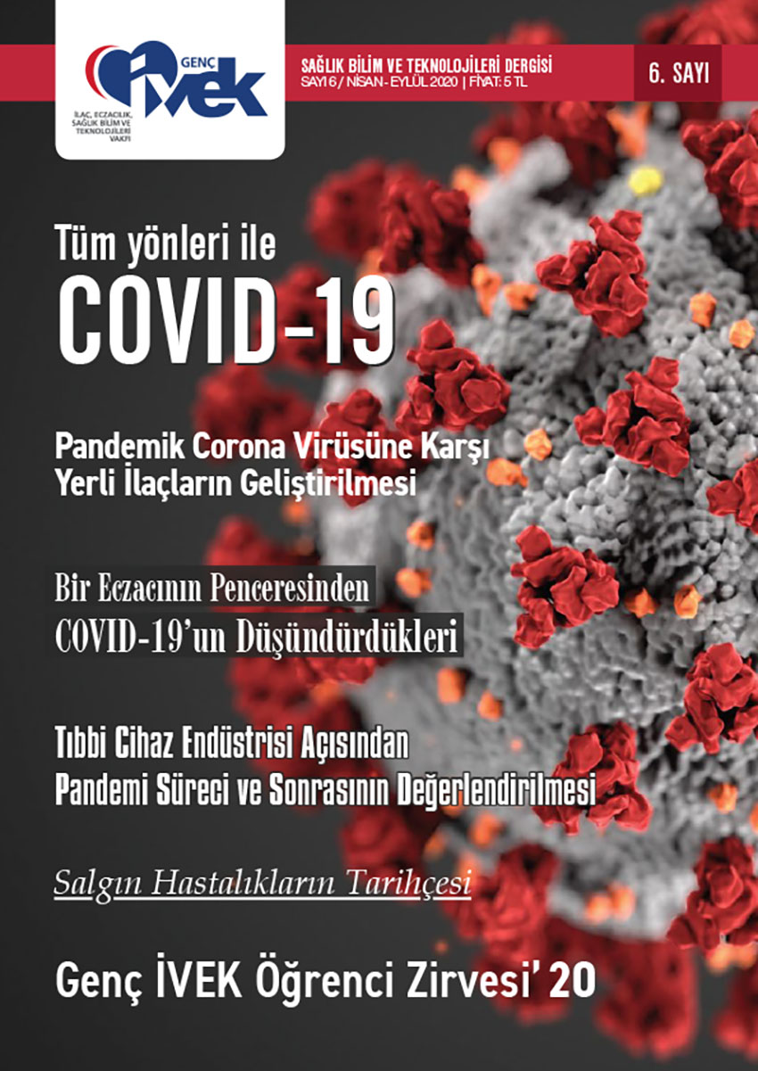 Sağlık Bilim ve Teknolojileri Dergisi 6. Sayı