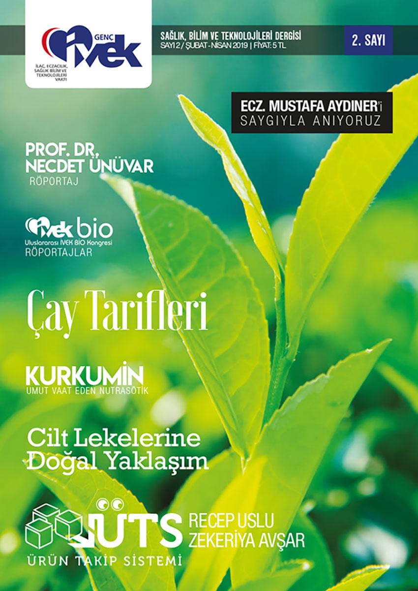 Sağlık Bilim ve Teknolojileri Dergisi 2. Sayı