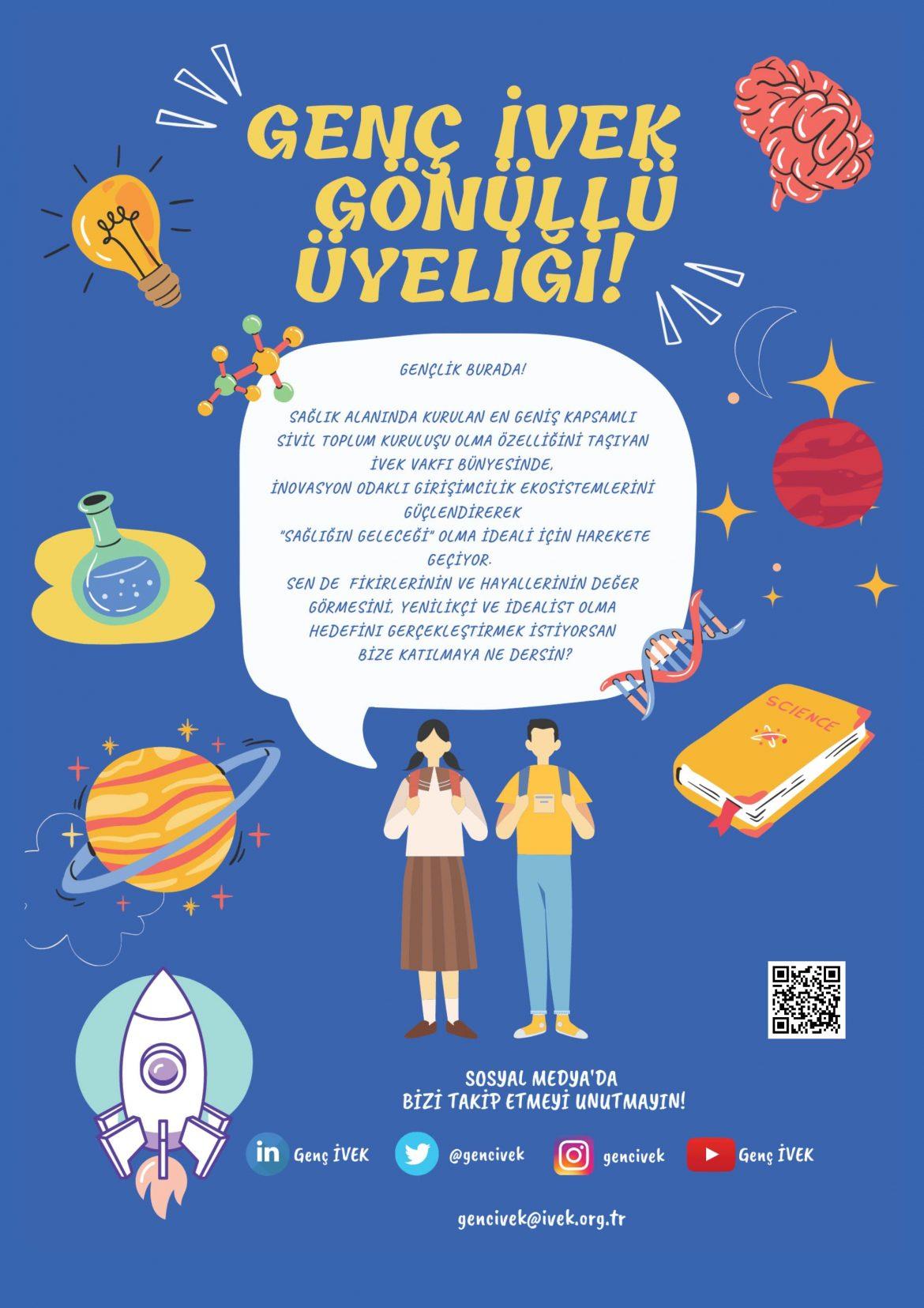 Gönüllü Üyelik Poster Çalışması-1