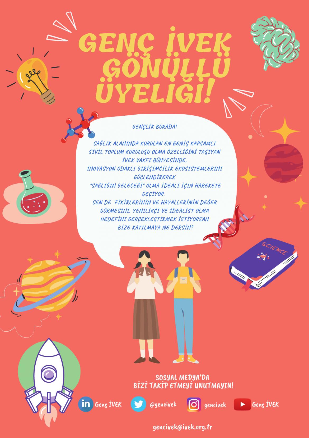 Gönüllü Üyelik Poster Çalışması-2