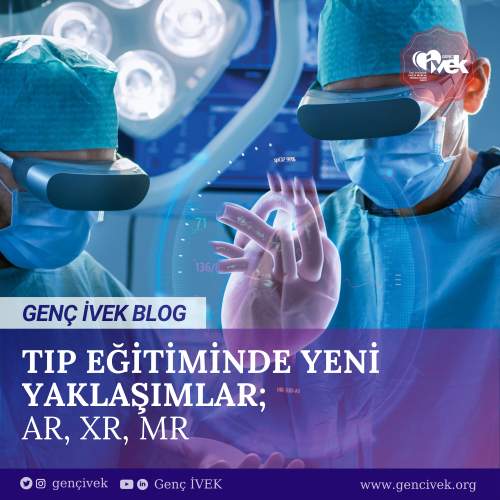 Tıp Eğitiminde Yeni Yaklaşımlar; AR, XR, MR