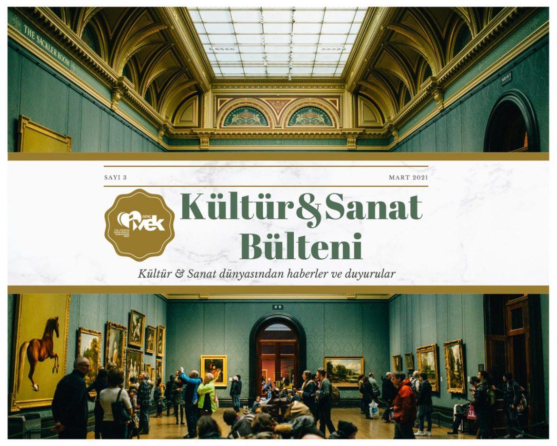 Kültür & Sanat Bülteni-3