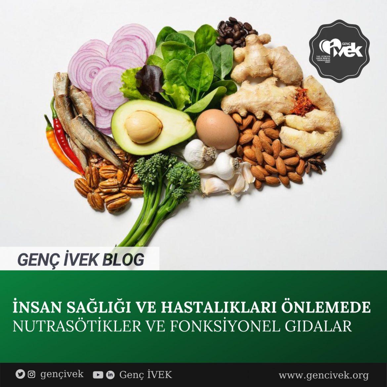 İnsan Sağlığı ve Hastalıkları Önlemede Nutrasötikler ve Fonksiyonel Gıdalar