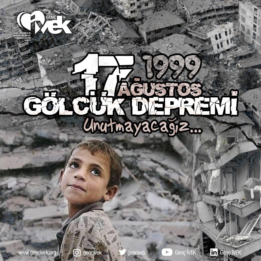 17 Ağustos Depreminin 22. Yıl Dönümü