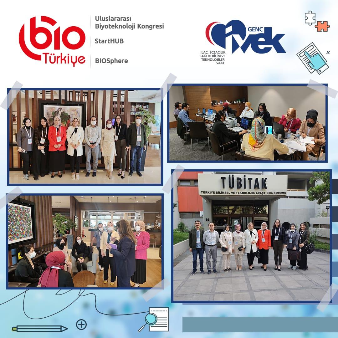 Genç İVEK – BIO Türkiye Organizasyonu'nda