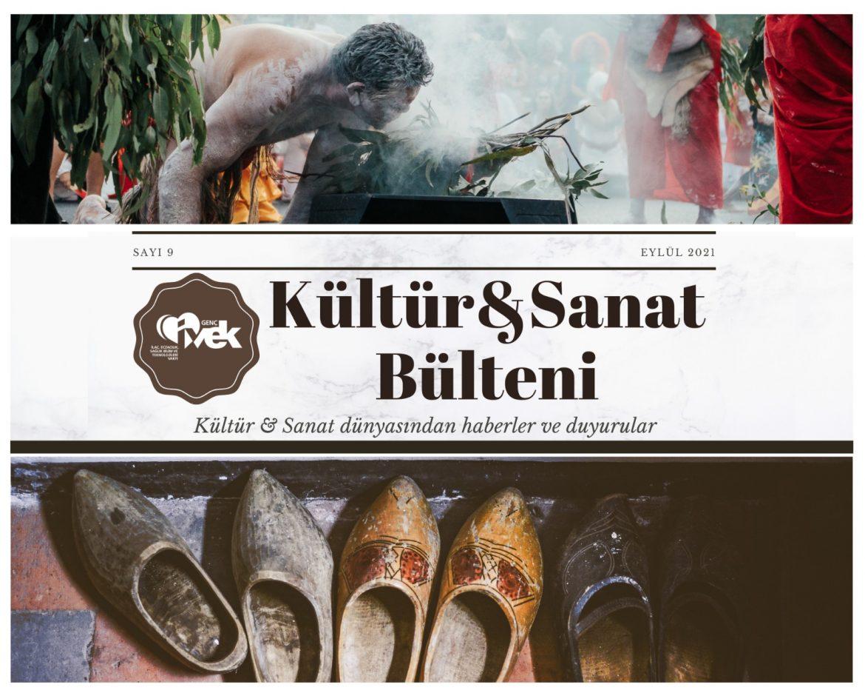 Kültür & Sanat Bülteni-9