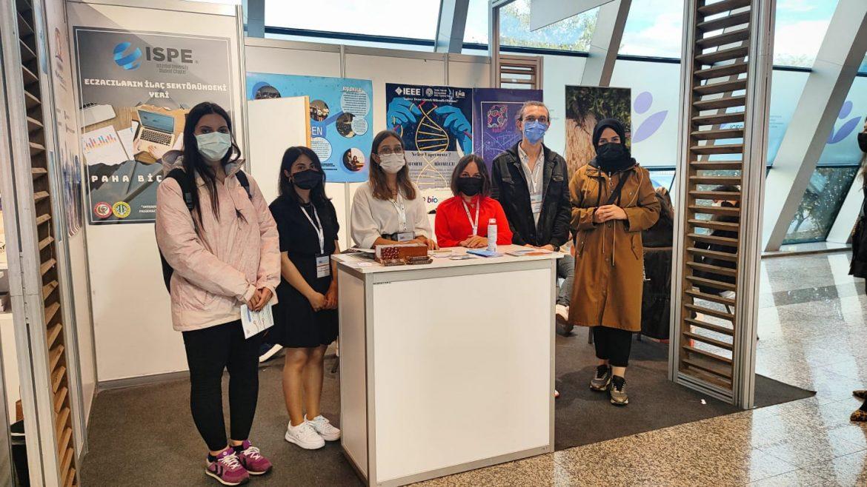 Genç İVEK BIOEXPO 2021 Yaşam Bilimleri Fuarında